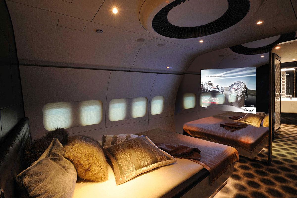 AeroGlass Interior | Aviation Glass